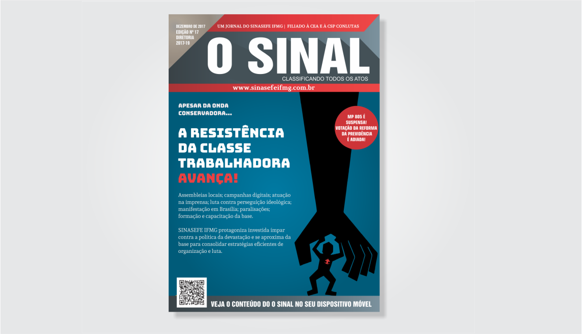 Leia a última edição do Jornal O Sinal!